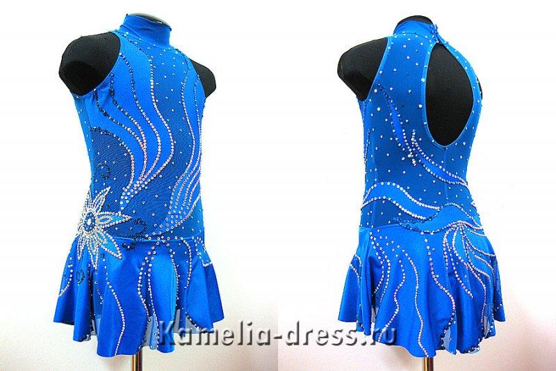 Фигурное платье мастер-класс